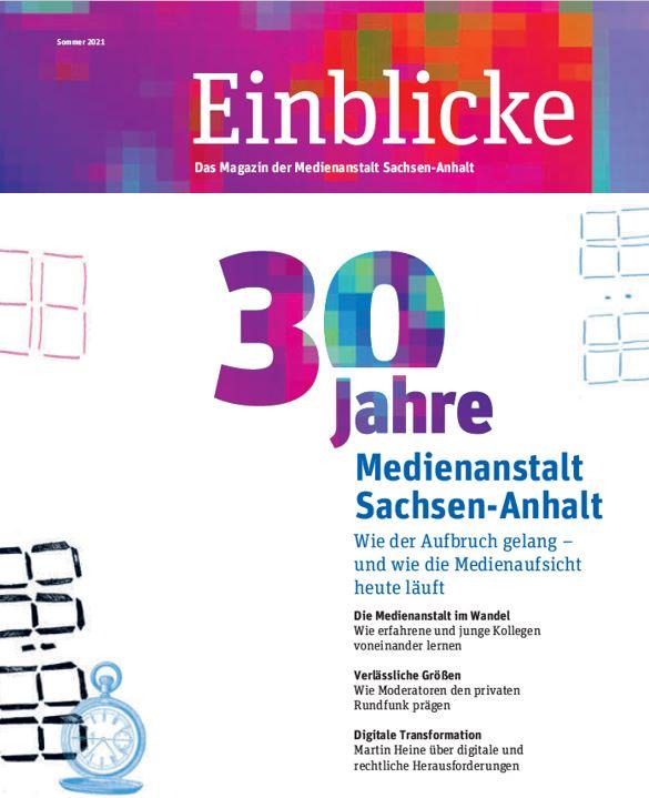 Cover Einblicke